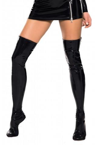 Секси дълги чорапи от Датекс - Латекс