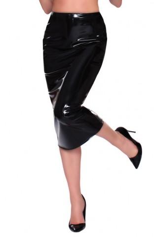 Дълга пола разкриваща отзад от Датекс - Латекс