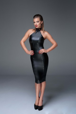 Невероятно секси тясна рокля за палави момичета на Noir Handmade