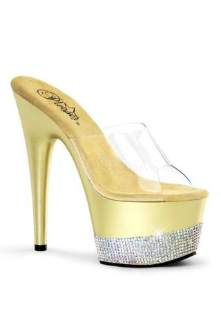 Еротични обувки на висок ток на Pleaser - Adore 701-3