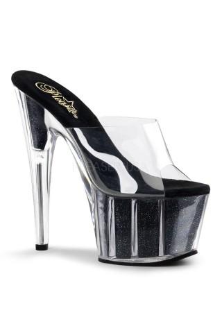 Еротични обувки на висок ток на Pleaser - Adore 701G