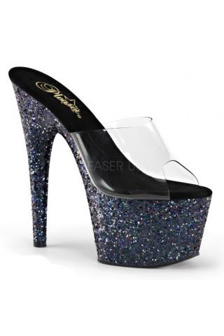 Еротични обувки на висок ток на Pleaser - Adore 701LG