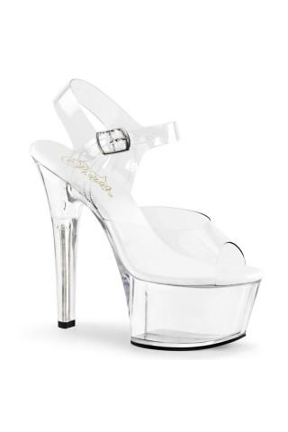 Еротични обувки на висок ток на Pleaser - Aspire 608