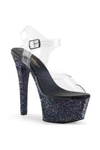 Еротични обувки на висок ток на Pleaser - Aspire 608LG