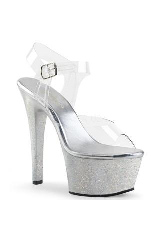 Еротични обувки на висок ток на Pleaser - Aspire 608MG