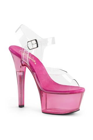 Еротични обувки на висок ток на Pleaser - Aspire 608T