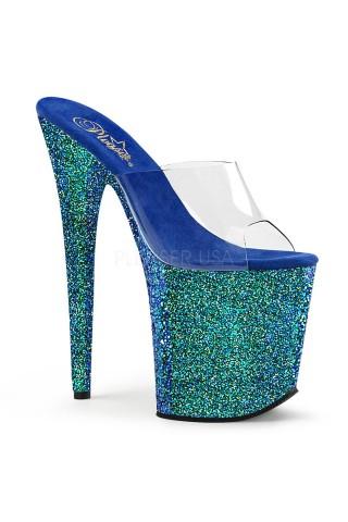 Еротични обувки на висок ток на Pleaser - Flamingo 801LG