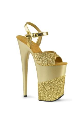 Еротични обувки на висок ток на Pleaser - Infinity 909-2G