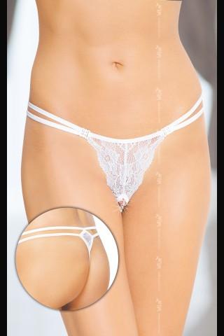 Секси разкриващи бели прашки - Soft Line Collection