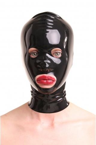 Латексова маска за глава