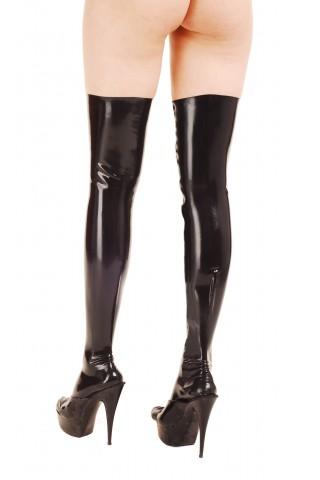 Невероятно секси дълги чорапи от Латекс