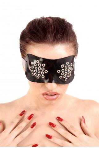 Латексова маска за очи