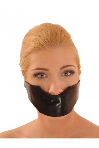 Маска за уста със запушалка