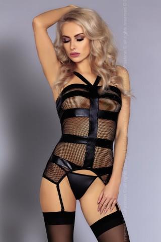 Секси разкриващ мрежест корсет на CoFashion - Vennice