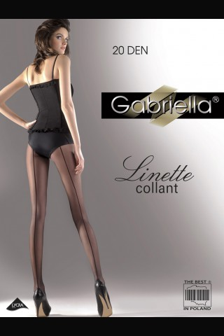 Фин чорапогащник Gabriella Linette
