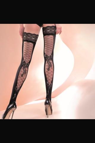 Секси фигурални чорапи Gabriella Carla