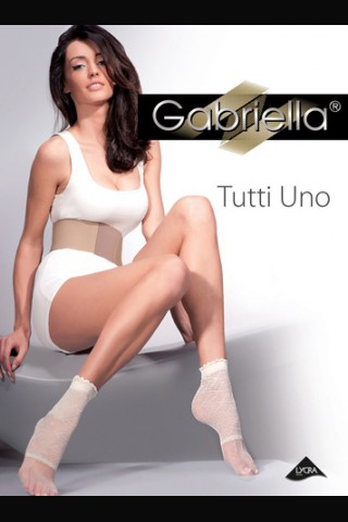 Ексклузивни шарени чорапи - Gabriella Tutti Uno