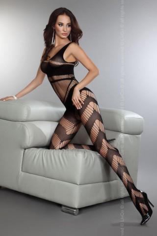Секси мрежесто целокупно боди LivCo Corsetti - Tocca