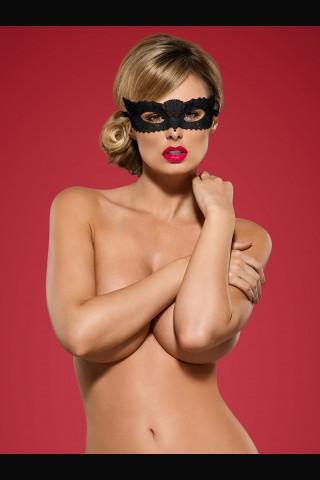 Секси мистериозна маска за очи на Obsessive
