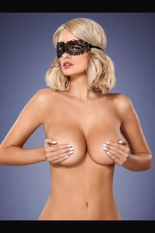 Секси еротична маска за очи на Obsessive