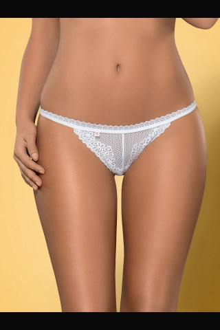 Изключително секси бели мрежести прашки - Alabastra